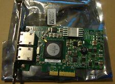 Dell F169G 0F169G Broadcom 5709 1GB Dual Port Network Card