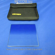Tiffen 4x4 Clear Blue 4 Filter w/ case
