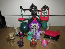 Monster high poupée Pet Shop avec 7 x Pet's Bundle/Job Lot