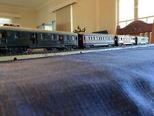 4 Marklin 346 passenger carriages