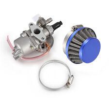 Carburettor Carb Carburetor + Air Filter 47cc 49cc Mini Moto ATV Quad Dirt Bike