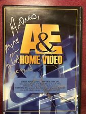 Criss Angel autograph Signed Cd Halloween Special A&E Guarantee Mor Leasing