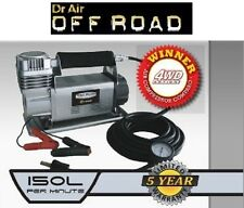Air Compressor 12v Dr Air Pro Flow 150ltr 4WD Award Winner 5yr Warranty AC495