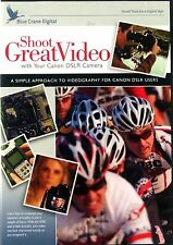 Blue Crane DVD: Shoot Great Video with Canon DSLR Camera
