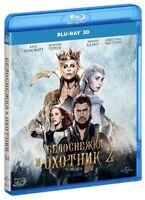 The Huntsman: Winters War 3D (Blu-ray 3D) Eng,Russian,German,Polish,Turkish