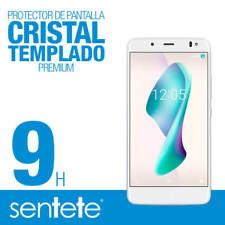 Sentete® BQ Aquaris VS Plus Protector de Pantalla Cristal Templado PREMIUM