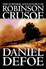 Further Adventures of Robinson Crusoe, Audiobook by Daniel Defoe on 1 MP3 CD