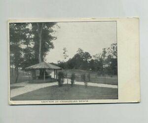 1911 Chesapeake Beach MD Maryland Souvenir Postcard Roadside Americana yz5695