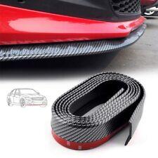Car Body Bumper Back Spoiler Lip Skirt Carbon Fiber Protector Sticker