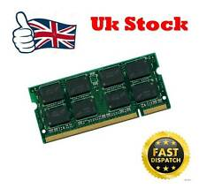 1GIG 1GB RAM MEMORY DDR2 667 800 PC2-5300 Laptop Netbook
