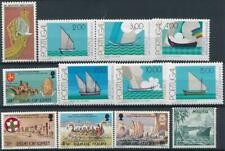 [126285] Worldwide Boats good lot of stamps very fine MNH