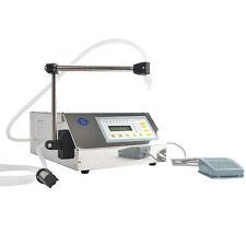 NEW ! Digital Control Pump Drink Water Liquid Filling Machine GFK-160 5-3500ml