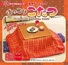 Re-Ment Miniature Grandparent's Home Kotatsu Table Set