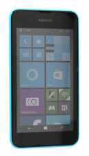 BRAND NEW IN ORIGINAL BOX NIB Nokia Lumia 530 4GB Cyan (Cricket) Smartphone