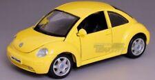 Voitures, camions et fourgons miniatures jaunes cars pour Volkswagen