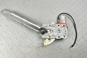 HEAVY DUTY NEW JAGUAR XJS N/S LH WINDOW REGULATOR MOTOR CONVERTIBLE JLM11003