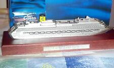 """Modellino  nave """"Costa Concordia"""" - Costa Crociere"""