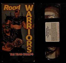 WWF, NWA, AWA, WCW, WWE VHS, Road Warriors, WrestleMania, 17, 29, VERY RARE!