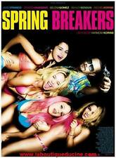SPRING BREAKERS Affiche Cinéma / Movie Poster HARMONY KORINE JAMES FRANCO