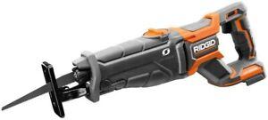 RIDGID R8643 18-Volt OCTANE Cordless Brushless Reciprocating Saw (Tool-Only)