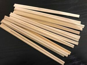 2-10-20-100 PAIRS WOODEN BAMBOO CHOPSTICKS CHINESE FOOD CHOP STICKS PARTY NEW