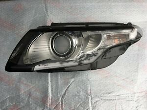 LAND ROVER EVOQUE HEADLIGHT LEFT BJ32-13W030-B D 2012-2015