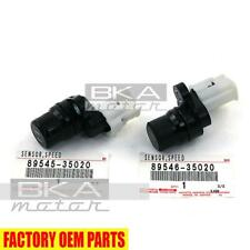 Toyota Genuine OEM (RH+LH) Rear Abs Anti-Lock Brake Wheel Speed Sensor Set Of 2