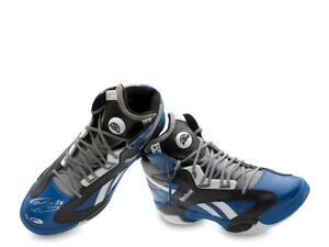 Shaquille O'Neal Signed Autographed Shoes Reebok Shaq Attaq Size 16.5 #/10 UDA