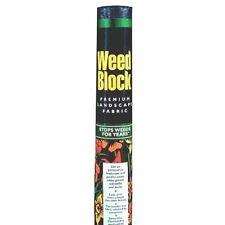 Easy Gardener 1041 Weed Block Landscape Fabric - 3-Foot x 50-Foot