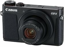Canon Compact Digital Camera Digic7 Equipped With 1.0-Inch Sensor Psg9X