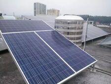 New Solar Panel 100W 18V Polycrystalline Solar Module Off Grid  MC4 Connectors