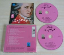 2 CD ALBUM THE VERY BEST OF MOZART 31 TITRES 1998