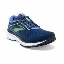 New listing Brooks Ghost 12 Athletic Road Running Shoes Women's Size 7.5 B Navy Blue 1203051