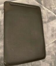Apple iPad Pro 12.9 Leather Sleeve 100% Authentic OEM
