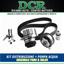 Kit de Distribución + Bomba Ford Focus III 1.5TDCI 95CV 70KW 2014 OE Valeo