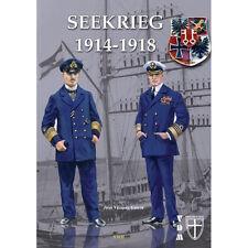 Garcia: SEEKRIEG 1914-1918 (Buch Skagerrak-Schlacht 1. Weltkrieg Schlachtschiff)