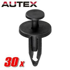 30pcs for Chrysler GM Push Type Hood Coolant Recovery Retainer Fastener Pin