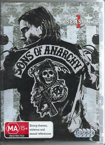 Sons of Anarchy DVD - Season 1 - FREE POST!