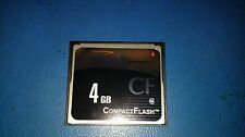 Unigen ENTERPRISE Compact Flash CF Memory Card 4GB industrial UGB30HH2400A1