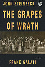 The Grapes of Wrath: Playscript by Frank Galam, John Steinbeck (Paperback, 1991)