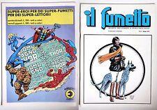 IL FUMETTO N 2 - 1978 - PETRA CHERIE - MICHELUZZI - MANDRAKE - CON ALLEGATI PERF