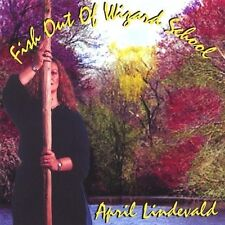 Fish Out of Wizard School by April Lindevald (CD, May-2002, April Lindevald)