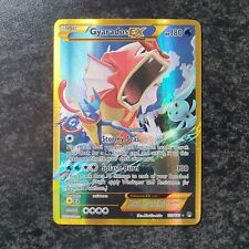 Gyarados EX 123/122 Full Art Holo BREAKpoint Pokemon Card Near Mint Condition