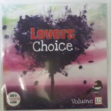 Lovers Choice Vol 10 (Lovers Reggae & Lovers Rock) Promo CD September 2018