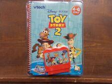 Vtech VSmile SmartBook TOY STORY 2 Book Cartridge Set NEW & Sealed