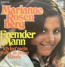 """7"""" 1971 KULT IN MINT-? MARIANNE ROSENBERG Fremder Mann"""