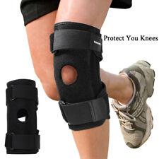 Support Brace Knee Pads Booster Squat Sports Adjustable Leg Wrap Kneecap