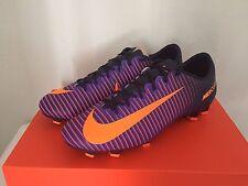 Men's Size 7 Nike Mercurial Veloce III FG Purple Dynasty 847756-585