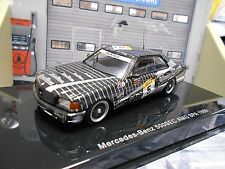 MERCEDES BENZ 500 SEC König Pilsener AMG 24h Spa #5 1989 Heyer C126 AUTOart 1:43