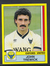 Panini Football 1987 Sticker - No 234 - John Trewick - Oxford United (S857)